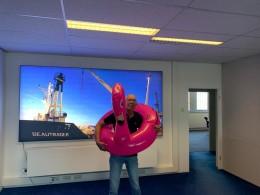 flamingo actie 3